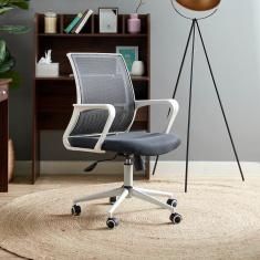 Country Height Adjustable Office Chair