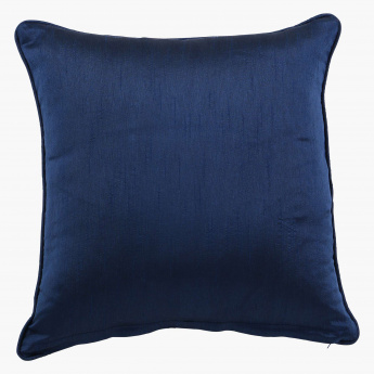 Cushion Cover with Zip Closure - 40x40 cms