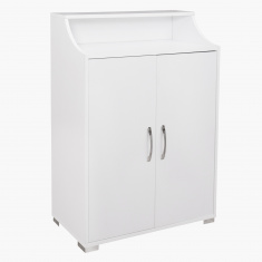 Capri 2-Door Shoe Cabinet