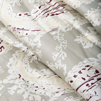 Melville Printed King 3-Piece Comforter Set