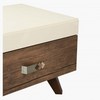 Solis 1-Drawer Night Stand with Sliding Top