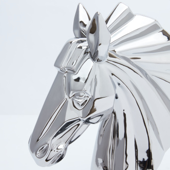 Metallic Decorative Horse Head
