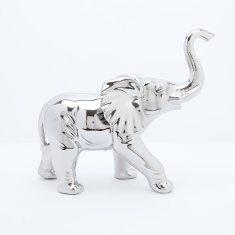 Metallic Decorative Elephant