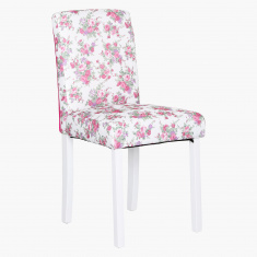 Carla Petunia Printed Study Chair