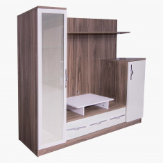 Luna Wall Unit for TVs up to 60 inches