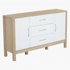 Mason 3 Drawers Side Board