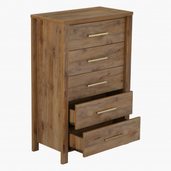Savana Chest of 5 Drawers