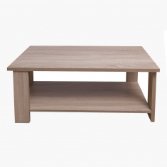 Mason Center Table with Shelf