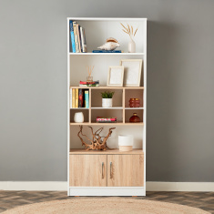 Costagat 2-Door Bookcase