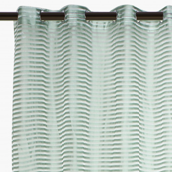 Claudia Sheer Curtain Pair-140x240 cms