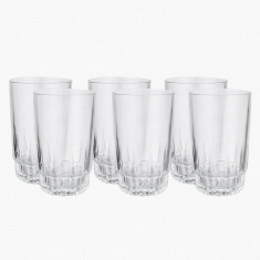 Pearl Lancier Tumbler 6 Piece Set - 270 ml