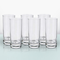Pearl Islande Highball Tumbler 6 Piece Set - 290 ml