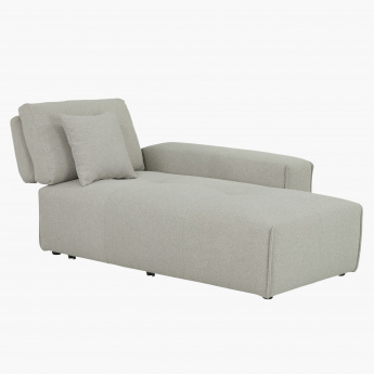 Oslo Armless Chaise Longue