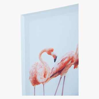 Flamingo Framed Picture