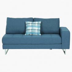 Focus 3-Seater Sofa with Right Arm