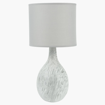 Santo Textured Table Lamp