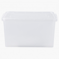 Juana Storage Box with Lid and Handles - 32 L