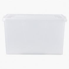 Juana Storage Box with Lid and Handles - 55 L