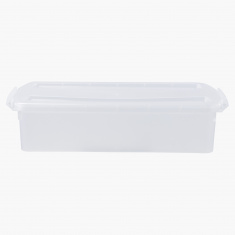 Juana Underbed Storage Box with Lid and Handles - 45 L