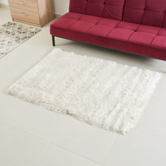 Meilin Plush Detail Superior Shaggy Rug - 120x170 cms