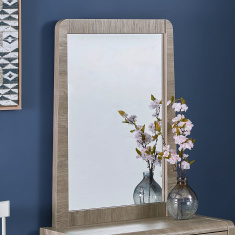 Curvy Mirror for Kids Dresser