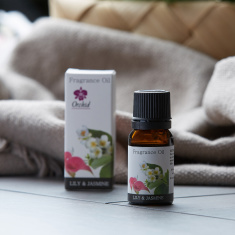 Lily and Jasmine Orchid Potpourri Oil - 10 ml