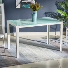 Zeus/Piana 4-Seater Dining Table