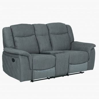 Etonnant Lexi 2 Seater Recliner Sofa With Cup Holder