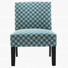 Vienna Printed Easy Chair