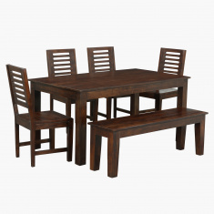 Minaar 6-Piece Dining Table Set