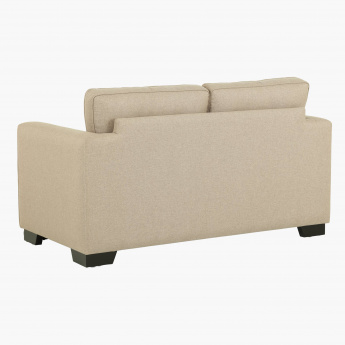 Alena Customized 2-Seater Sofa with 4 Cushions