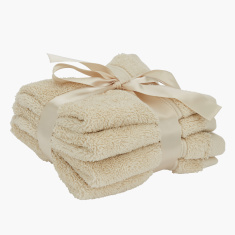 Air Rich Face Towel - Set of 4