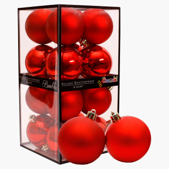 Chamdol Xmas Ball - Set of 16