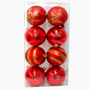 Chamdol Xmas Ball - Set of 8