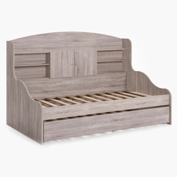 Costagat Cabin Single Day Bed with Pull Out Trundle - 90x190 cms