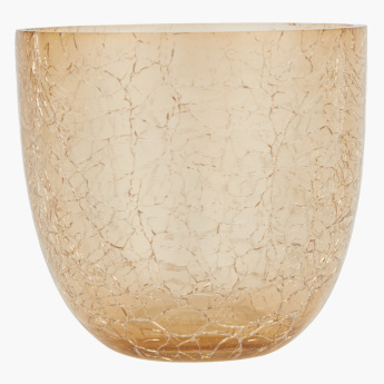 Leon Textured Votive Tealight Candle Holder