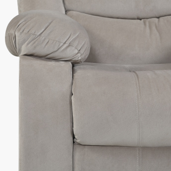 Jacinta Recliner Sofa with Curved Arms