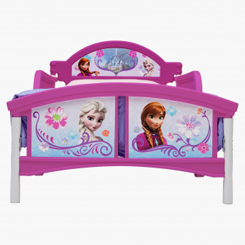 Frozen Printed Toddler Single Bed - 70x130 cms