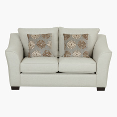 Joy 2-Seater Sofa with Cushions