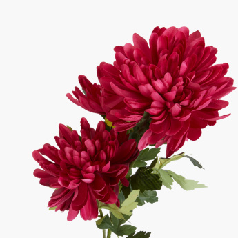 Dahlia Decorative Flower Bunch - 80 cms
