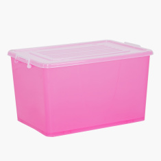 Juana Rectangular Storage Box - 75 L