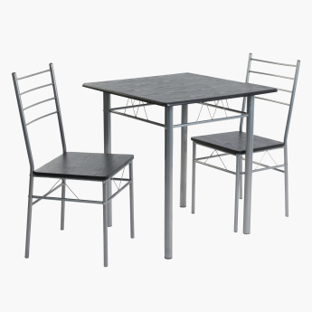 Novi Matte 3-Piece Dining Set