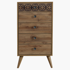 Burcham 5-Drawer Chest of Drawers