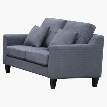 Montoya 2 -Seater Sofa with 2 Cushions