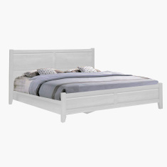 Montoya King Bed with Headboard - 180x200 cms