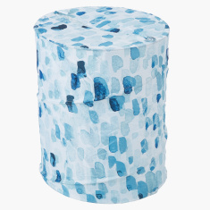 Breeze Printed Foldable Laundry Hamper