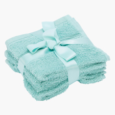 Prima Combed Face Towel - Set of 4