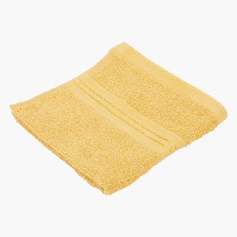 Essential Textured Face Towel - Set of 4