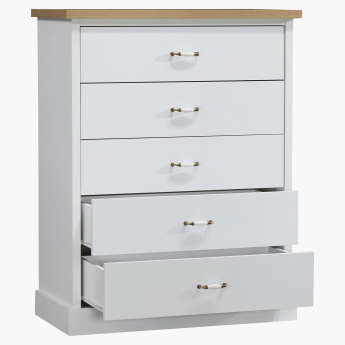 Brooklyn 5-Drawer Chest of Drawers