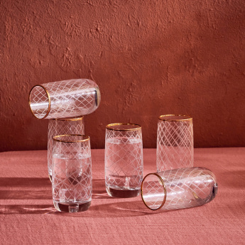 Endura Vigne Glass - Set of 6